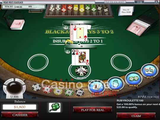 Ruby royal casino sea hawk casino