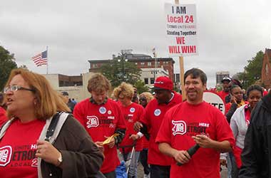 Local 24 Detroit Union