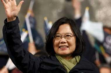 Dr Tsai Ing-Wen: Democratic Progressive Party (DPP)